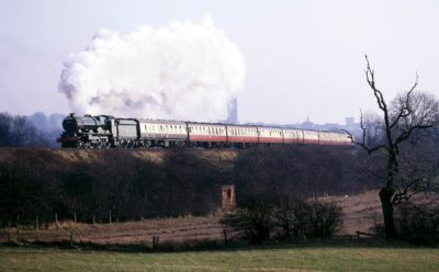 Climbing Hatton Bank at Budbrooke, 10 January 1998. Reading, 09 November 1996. © Martyn Bane