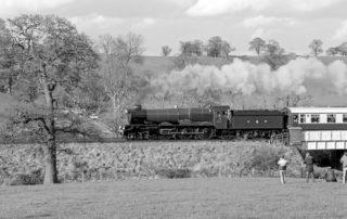6024 King Edward I at Whitlocks End. 16 April 1990 © Ian McDonald