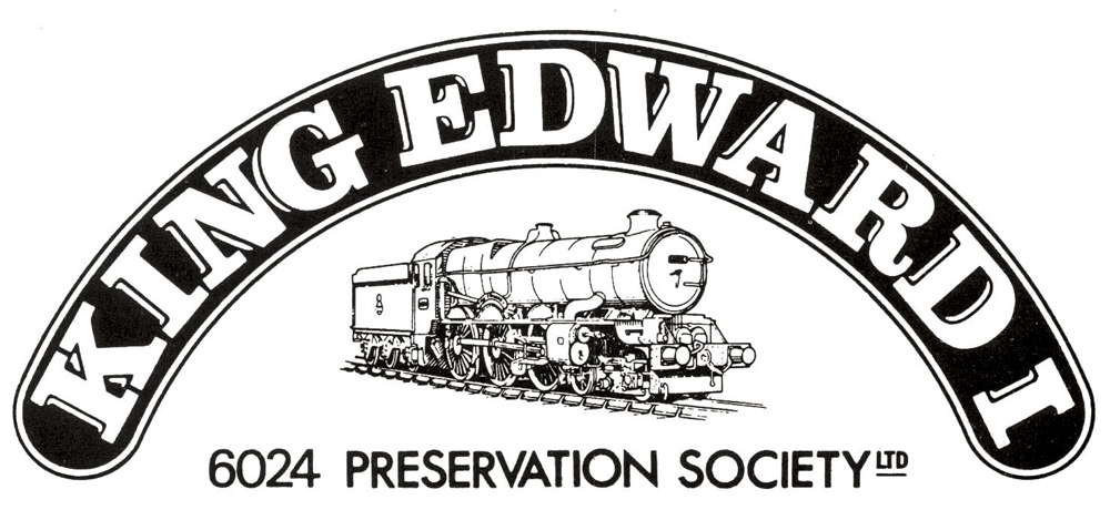 6024 Preservation Society Ltd Logo in the 1980s