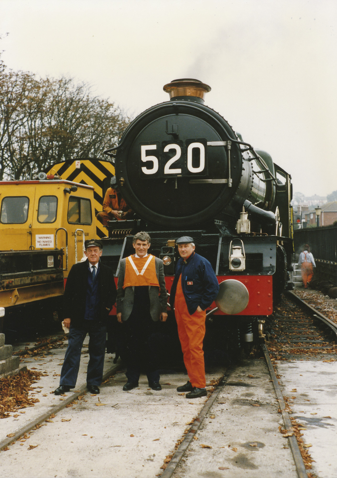 Gerry Gayton, Graham Petrie and another. © Bob Robson/6024PS Ltd