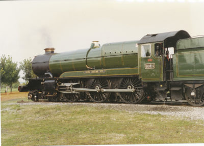 No. 6024 as No. 6014 King Henry VII. © Bob Robson/6024PS Ltd
