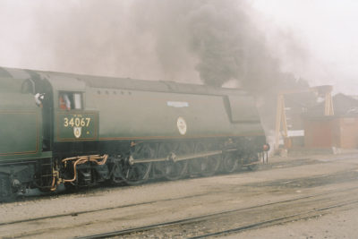 34067 Tangmere. © Bob Robson/6024 PS Ltd