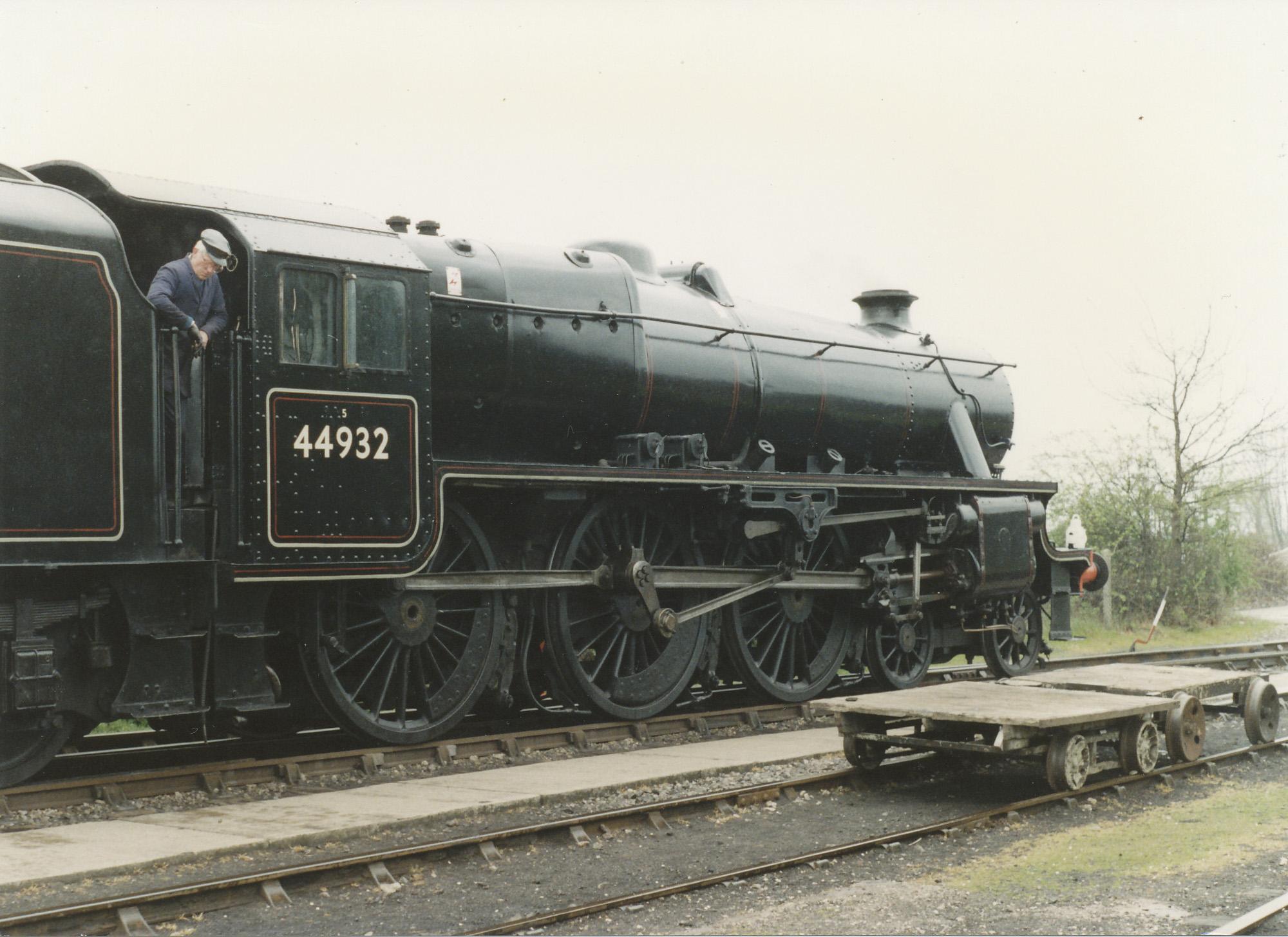 Black 5 44932. © Bob Robson/6024 PS Ltd