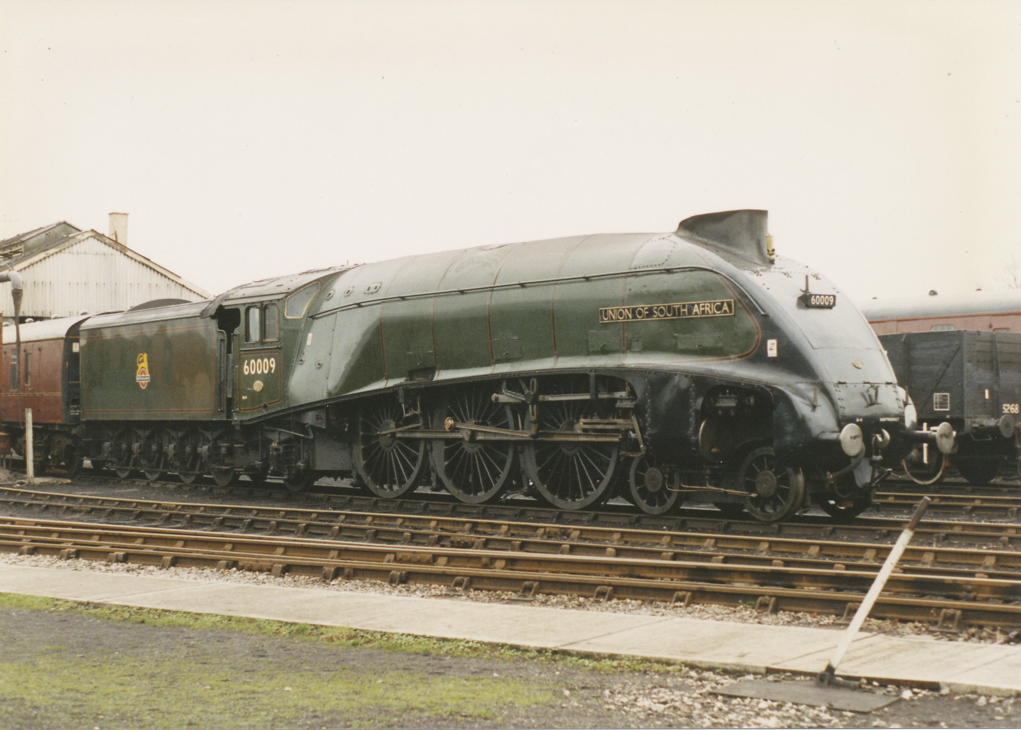 60009 Union of South Africa. © Bob Robson/6024 PS Ltd