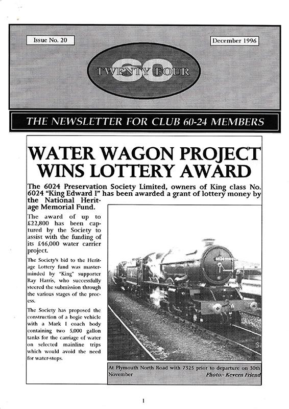 Newsletter 20 December 1996-1